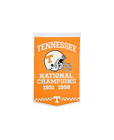 Winning Streak Tennessee Volunteers Dynasty Banner