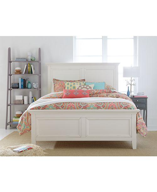 Www Macyfurniture: Furniture Sanibel Queen Bed, Created For Macy's