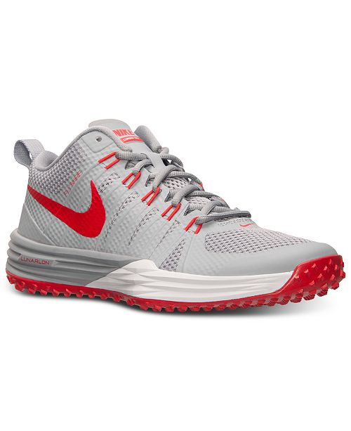 best service 68c94 aee1e ... Nike Men s Lunar TR1 Training Sneakers from Finish Line ...