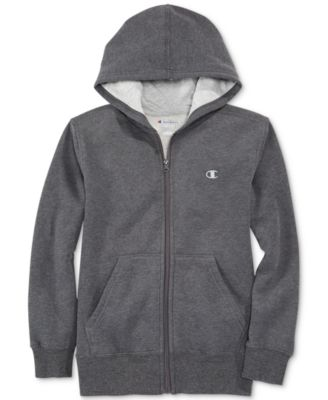 Image of Champion Little Boys' Fleece Zip Hoodie