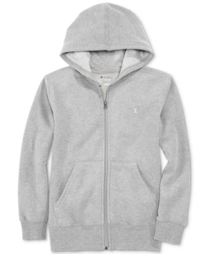 Champion Fleece Zip Hoodie,...