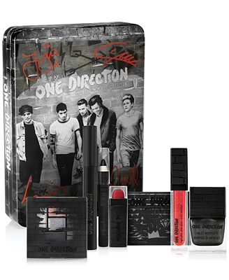 one direction midnight memories beauty collection makeup