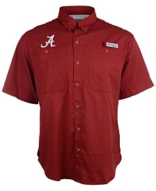 Columbia Men's Alabama Crimson Tide Tamiami Shirt