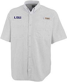 Columbia Men's LSU Tigers Tamiami Shirt