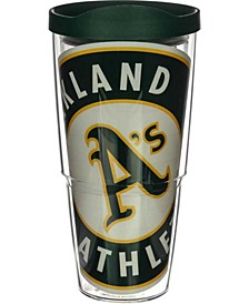 Oakland Athletics 24 oz. Colossal Wrap Tumbler