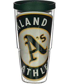 Tervis Tumbler Oakland Athletics 24 oz. Colossal Wrap Tumbler