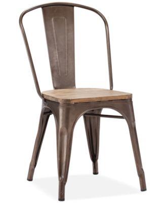 main image ...  sc 1 st  Macyu0027s & Furniture Walker Set of 2 Side Chairs Quick Ship - Furniture - Macyu0027s