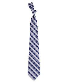 Kansas City Royals Checked Tie