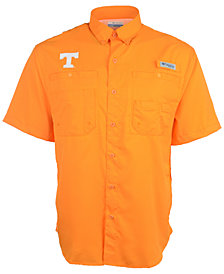 Columbia Men's Tennessee Volunteers Tamiami Shirt