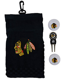 Team Golf Chicago Blackhawks Golf Towel Gift Set