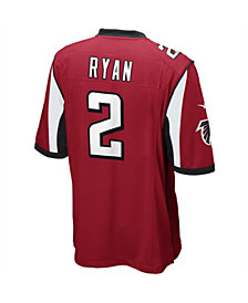 Nike Matt Ryan Atlanta Falcons Game Jersey, Big Boys (8-20)