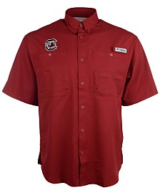Columbia Men's Short-Sleeve South Carolina Gamecocks Graphic Bonehead Shirt