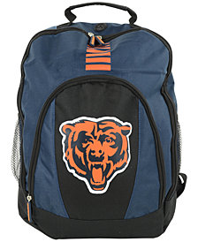 Forever Collectibles Chicago Bears Prime Time Backpack