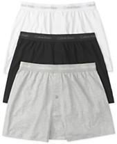 8468dc352d14 Calvin Klein Men's Classic Knit Boxers 3-Pack NU3040