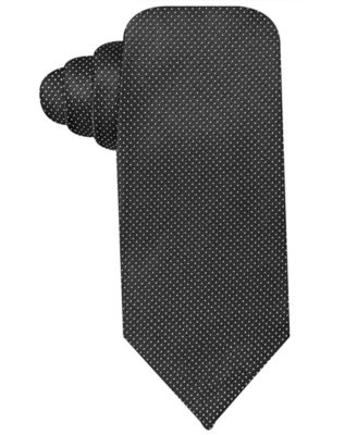 Stardom Pindot Slim Tie