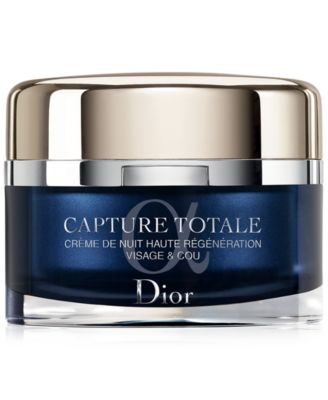 Capture Totale Intensive Night Restorative Crème, 2 oz.