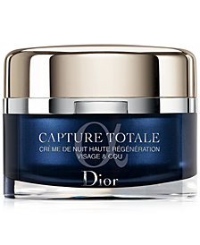Dior Capture Totale Intensive Night Restorative Crème, 60 ml