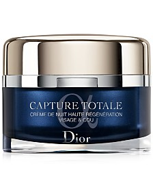 Dior Capture Totale Intensive Night Restorative Crème, 2 oz.