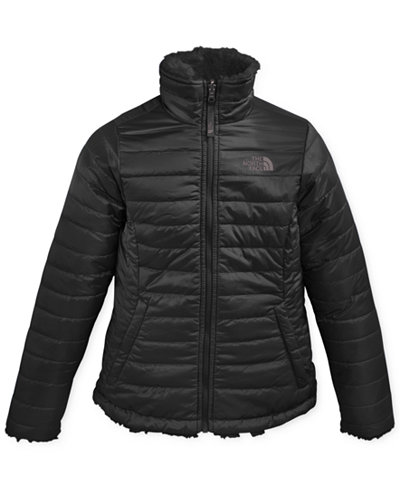 The North Face Reversible Mossbud Swirl Jacket Little S 4 6x