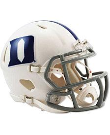 Riddell Duke Blue Devils Speed Mini Helmet