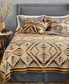 Pendleton Blankets, Diamond Desert Wool Collection