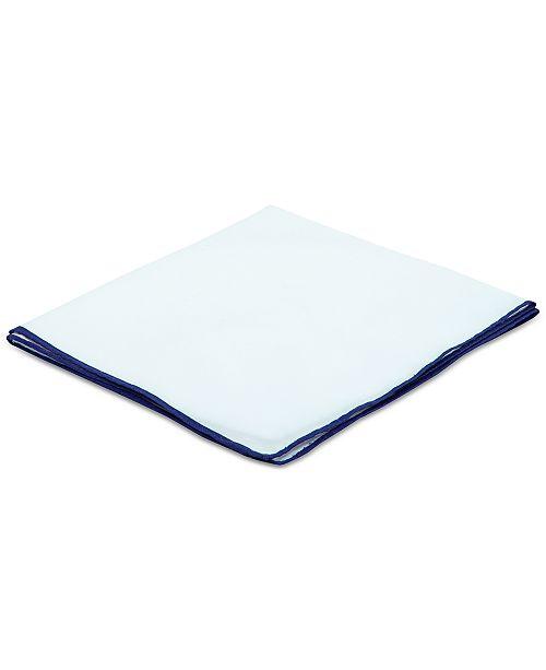 Ryan Seacrest Distinction Color Edge Pocket Square