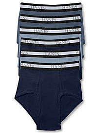 Platinum Men's Underwear, Brief 6 Pack