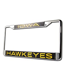 Iowa Hawkeyes License Plate Frame