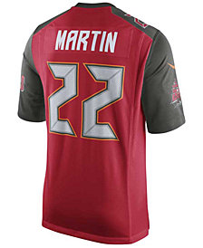Nike Kids' Doug Martin Tampa Bay Buccaneers Game Jersey, Big Boys (8-20)