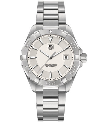TAG Heuer Men's Swiss Aquaracer Stainless Steel