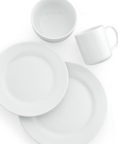 The Cellar Whiteware Rim Collection