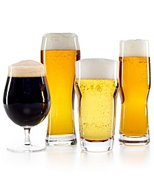 Tuscany Craft Beer Assorted Glassware Set