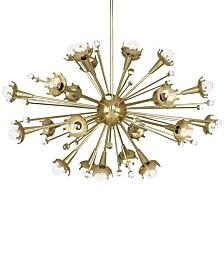 Jonathan Adler Sputnik Ceiling Lamp