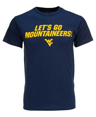 VF Licensed Sports Group West Virginia Mountaineers NCAA VF Slogan T-Shirt
