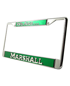 Stockdale Marshall Thundering Herd License Plate Frame