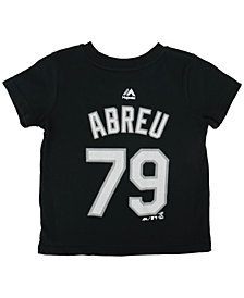 Majestic Chicago White Sox MLB Toddler Official Player T-Shirt Jose Abreu