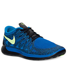 Nike Men's Free 5.0 2014 Running Sneakers from Finish Line