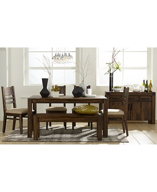 Fine Avondale 49 Dining Bench Created For Macys Pdpeps Interior Chair Design Pdpepsorg