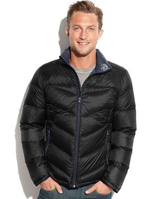 MICHAEL Michael Kors Castlewood Packable Down Puffer Coat - Coats ...
