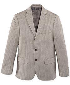 Lauren Ralph Lauren Herringbone Blayton Sport Coat, Big Boys Husky