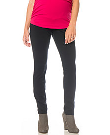 Motherhood Maternity Petite Skinny Ponte Pants