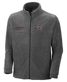 Columbia Men's South Carolina Gamecocks Full-Zip Fleece Jacket