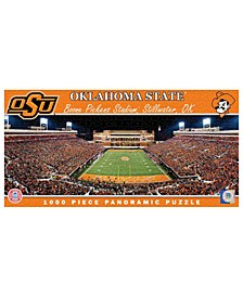 Oklahoma State Cowboys Panoramic Stadium Puzzle