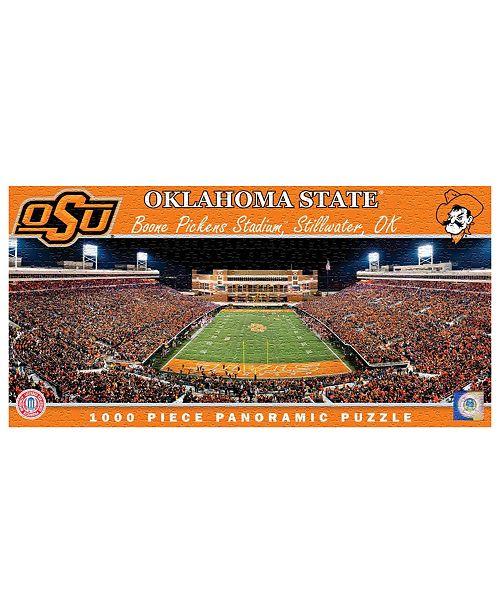 MasterPieces Puzzle Company Oklahoma State Cowboys Panoramic Stadium Puzzle