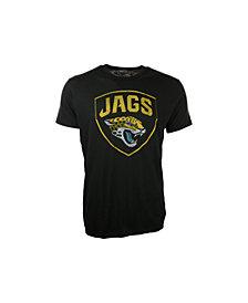 '47 Brand Men's Jacksonville Jaguars Logo Scrum T-Shirt