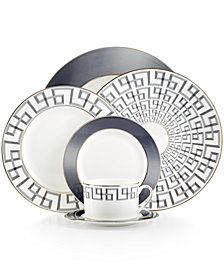 Lenox Darius Silver  Collection