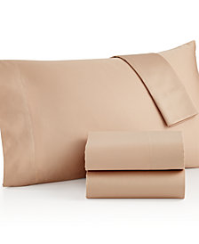 Westport Open Stock King Fitted Sheet, 600 Thread Count 100% Cotton