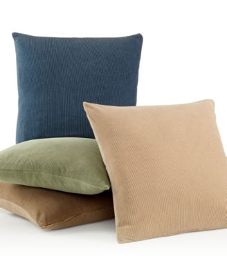 "Stretch Stripe 18"" Pillow Slipcover"