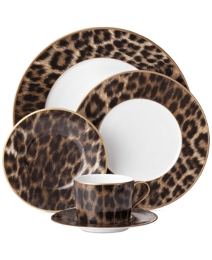 Upc 886087182163 Product Image For Ralph Lauren Hutchinson Leopard 5 Piece Place Setting Upcitemdb