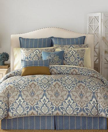 Croscill Captain S Quarters King Comforter Set Bedding